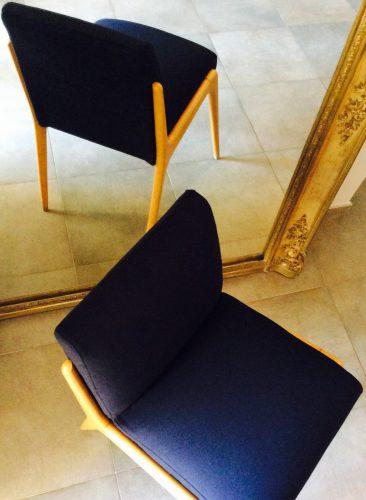 Les chaises Stella de Rémi