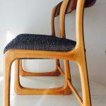 Chaises Baumann modèle «Luge / Traineau»