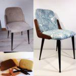 La chaise Palme 60s de Nadège