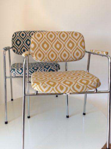 Paire de sièges Dactylo Vintage