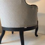 Le fauteuil Bergère de Cécile