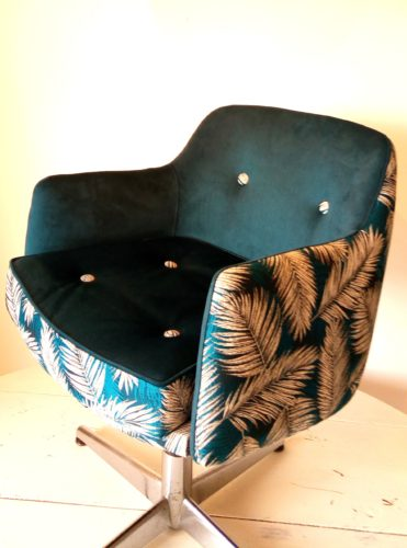 Le fauteuil de bureau de Bruno