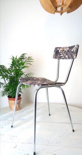 Les 4 Fantastiques : Chaises Vintage rénovées