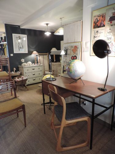 La Treille Marine : brocante mobilier et décoration vintage sur l'île de Ré
