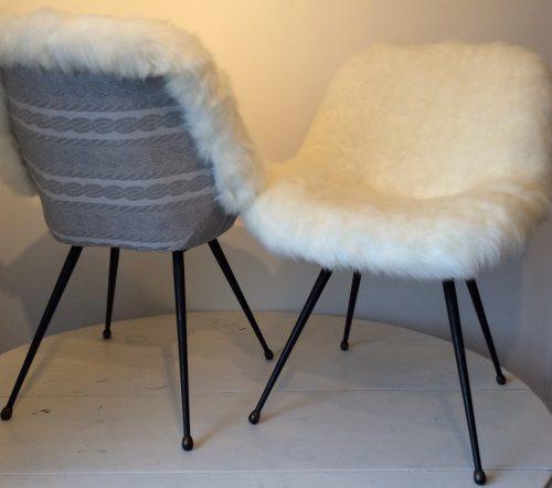 Paire de chaises Yéti