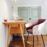 Le fauteuil scandinave de Tess