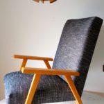 Le fauteuil scandinave de Frédéric