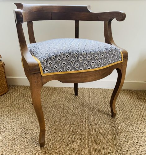 Le fauteuil de Pilou