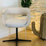 Le fauteuil de bureau d'Elisabeth